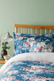"Christy Spanish Range ""Ketu"" Bed Linen - Colour Azure"