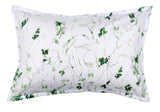 "Christy ""Leaf Fronds"" Bed Linen - Colour Green"