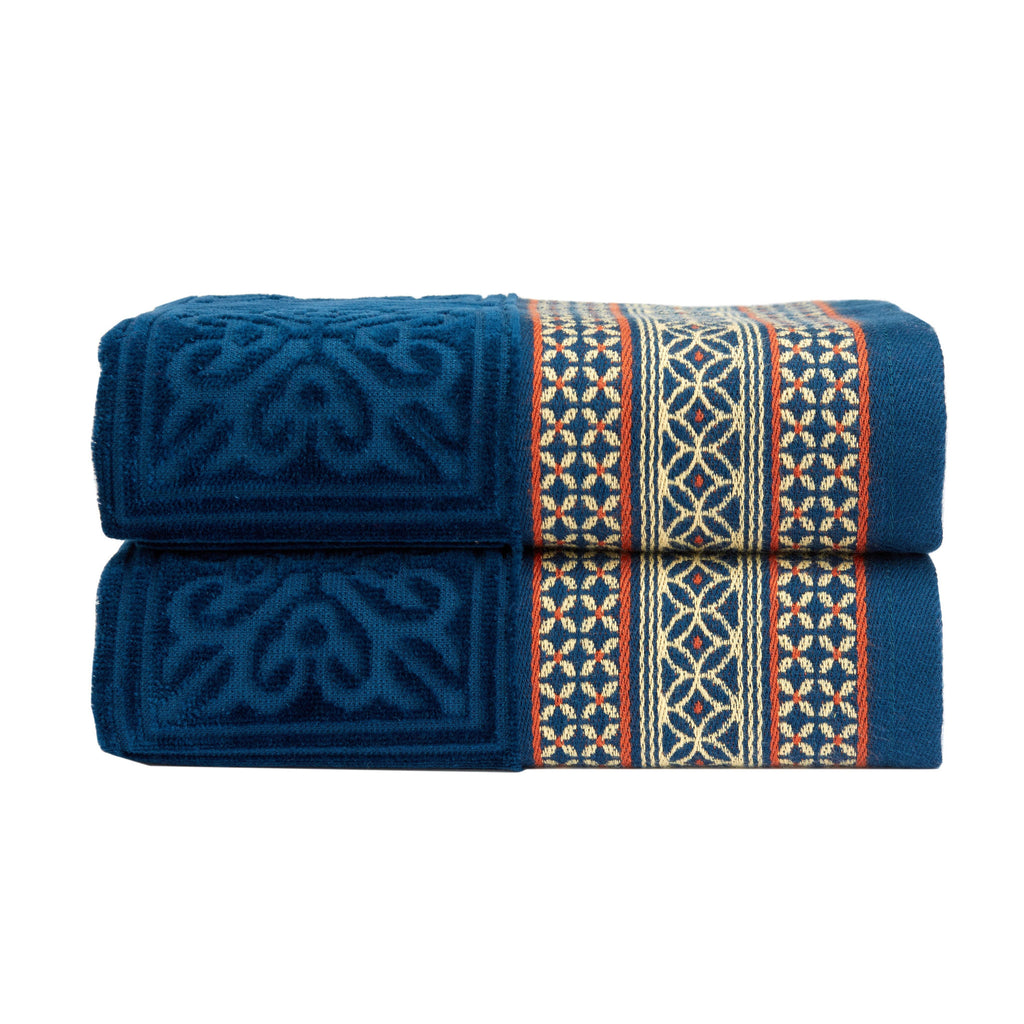 "Christy ""Movida"" Towel Collection in Petrol"