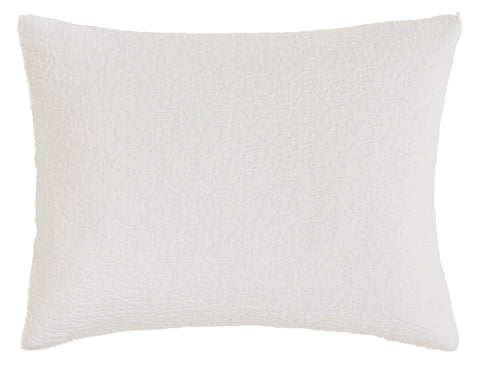 "Murmur ""Ebba"" Cushion in White Colour"
