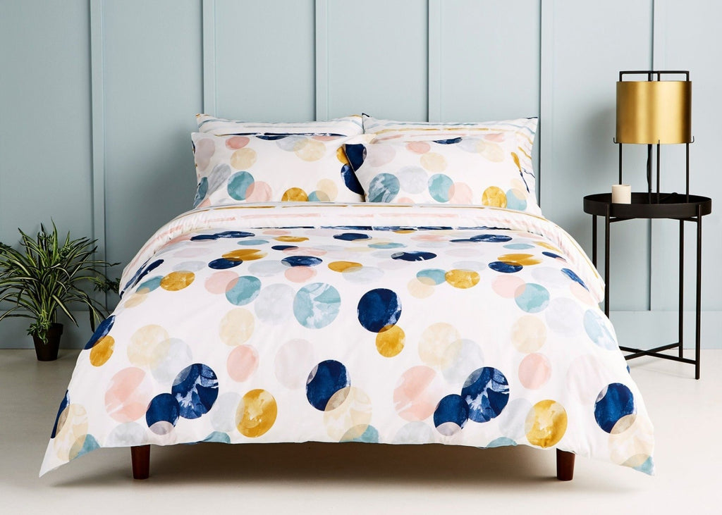 "Living by Christy ""Nova"" Bed Linen - Multicolour"