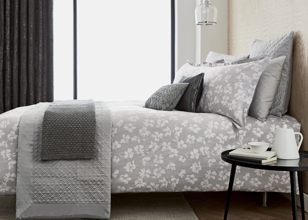 "Peacock Blue Hotel ""Sienna"" Duvet Cover Sets"