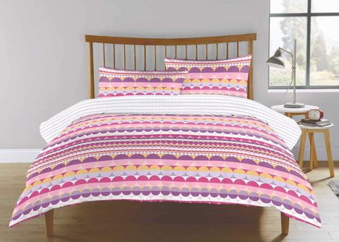"Kingsley ""Pimlico"" Bed Linen - Blush"