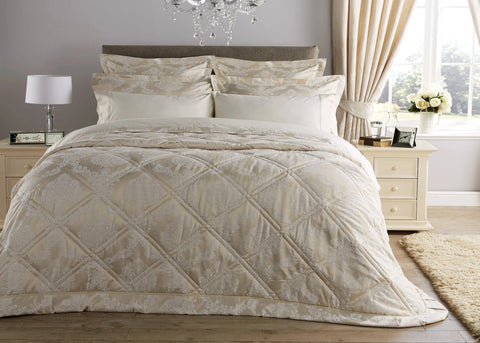 "Christy ""Romeo"" Jacquard Duvet Cover Sets"