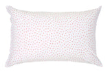 "Christy Junior ""Speckle Jersey"" Bed Linen - Colour Coral"