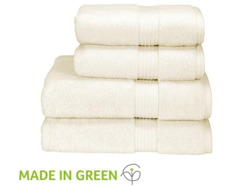 "Christy ""Supreme"" Bath Towels & Mat Collection in Cream (Almond)"