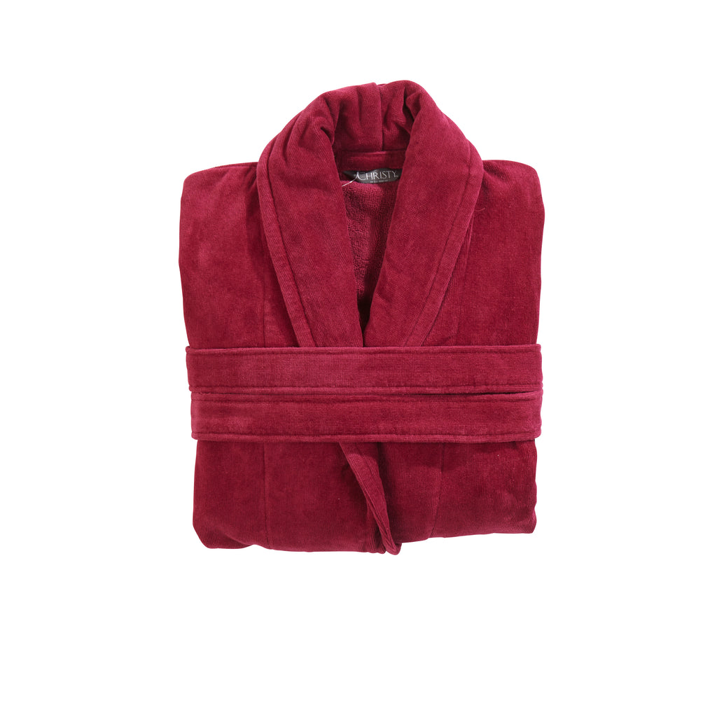 "Christy ""Supreme Robe"" in Raspberry"