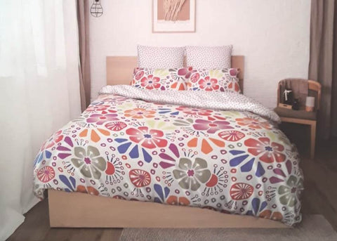 "Esprit ""Retro Floral"" Duvet Cover Sets"