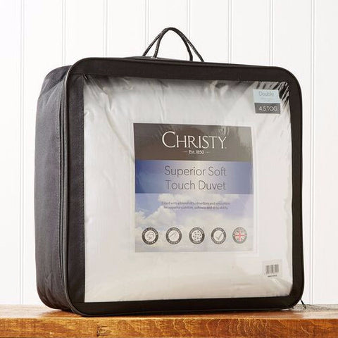 "Christy ""Superior Soft Touch"" Duvet"