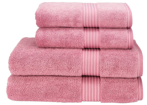 "Christy ""Supreme"" Towel and Bath Mat Collection in Blush"