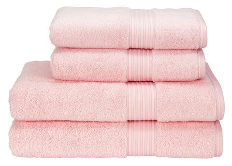 "Christy ""Supreme"" Towel and Bath Mat Collection in Pink"