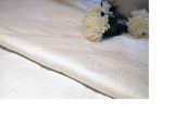 "Linen Obsession ""Real Hotel Linen"" Wave in White. 300 Thread Count cotton."