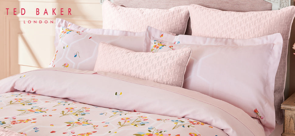 Christy Alex 300TC sateen bed linen
