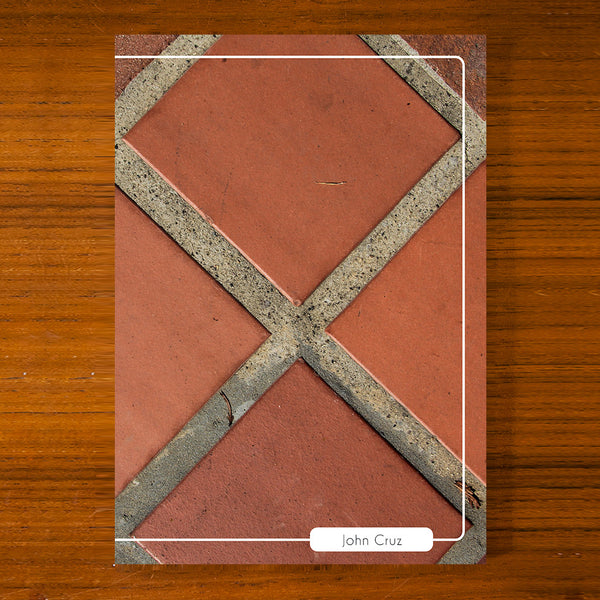Brick Design Printed Journal B04