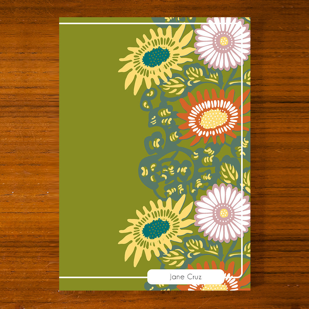 Vector Printed Journal V03