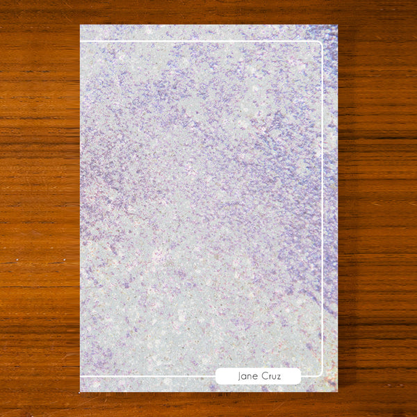 Grunge Printed Journal A02