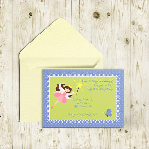 "5""x7"" Birthday Invitation BI-31"