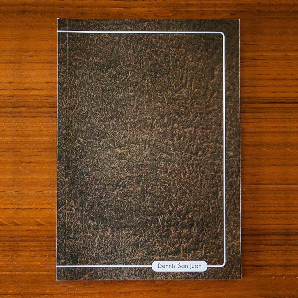 Leather Printed Journal L02