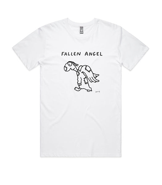 Fallen Angel - white tee