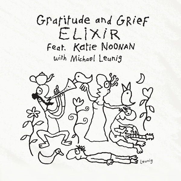 Gratitude and Grief CD