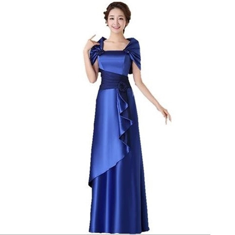 Elegant Formal Evening Dress w/ Jacket