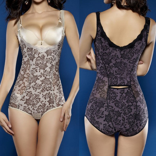 Underbust Shapewear Slimming Suit