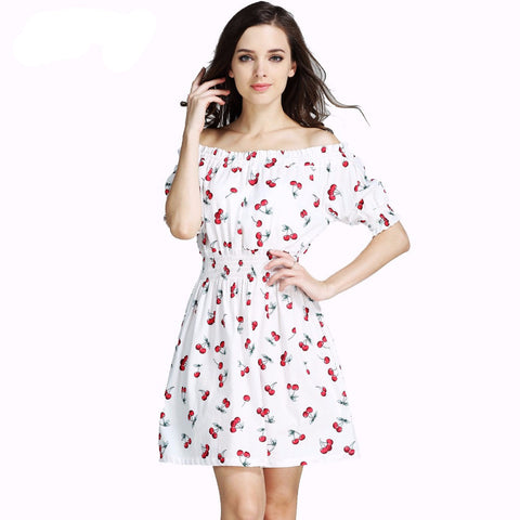 Cotton Summer Casual Dress