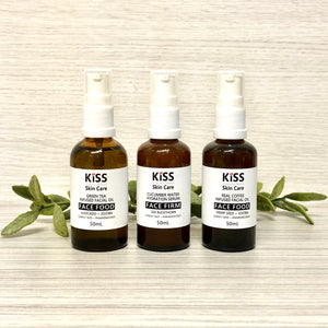 Skin Care created with a KISS