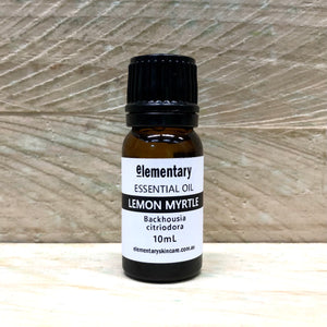 Elementary essential oil Lemon Myrtle