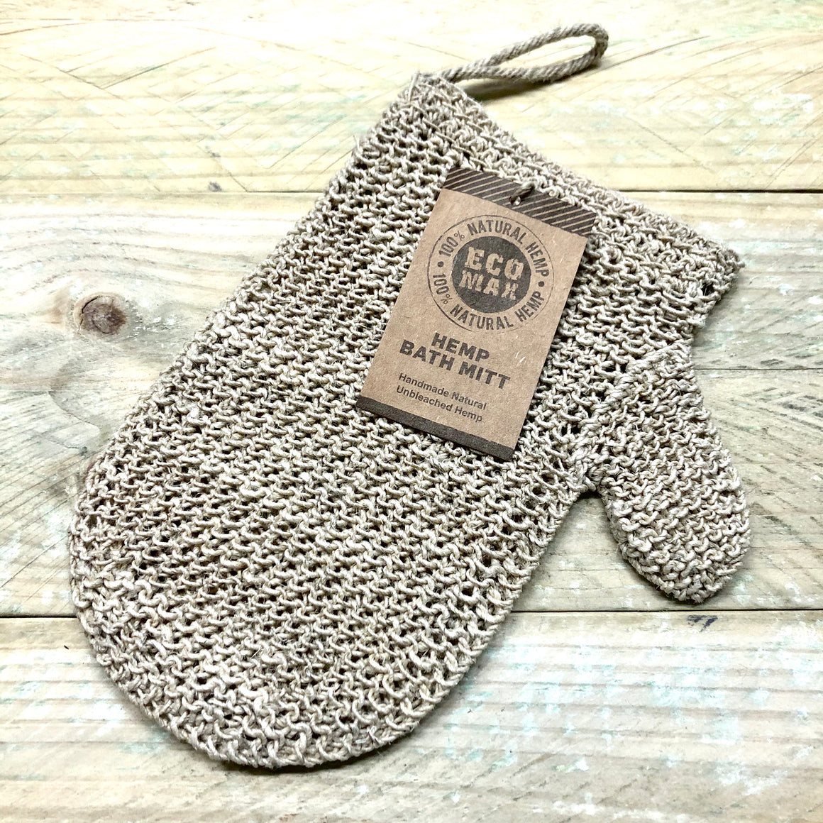 BODY | Hemp Exfoliating Mitt