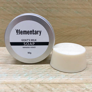 SOAP | Goat's Milk Cleansing Bar + Manuka Honey - KISS Skin Care | Australia, Bath & Beauty Products