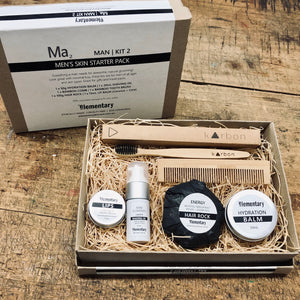 PACK | Starter Kit for Men - KISS Skin Care | Australia, Elementary Packs