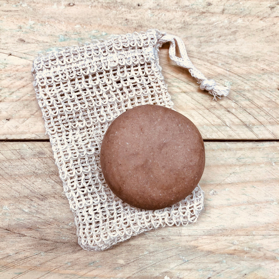 BODY | Natural Jute Soap Saver Bag - KISS Skin Care | Australia, Bath & Beauty Products
