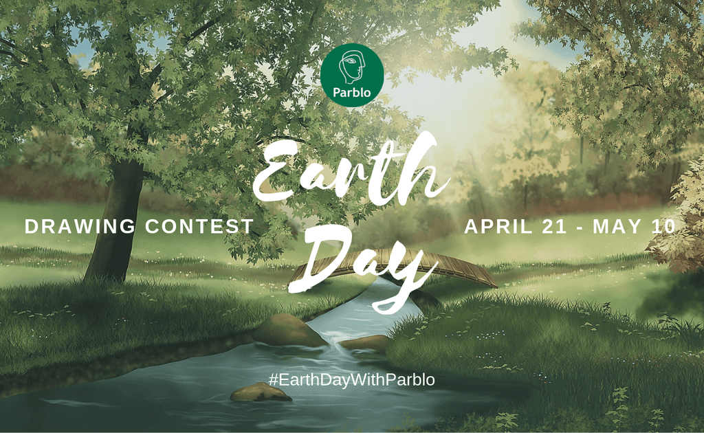 Earth Day Drawing Contest 2019