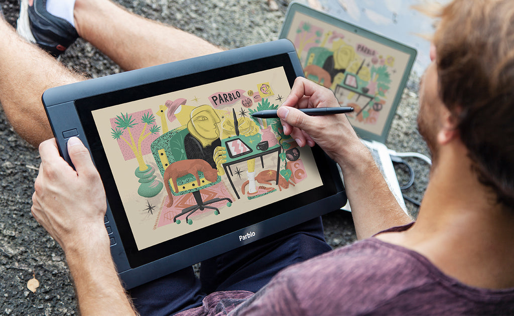5 Ways You Can Improve Your Tablet Drawing Skills