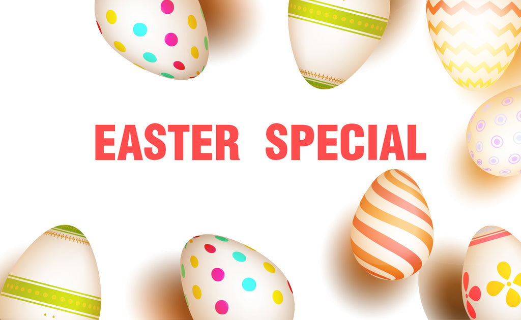 [ENDED] Best of Deals: Easter Sales 2018