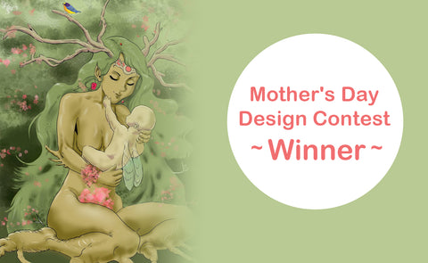 Mother's Day Design Contest Winner