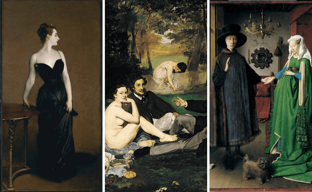8 Paintings that Shook the Art World