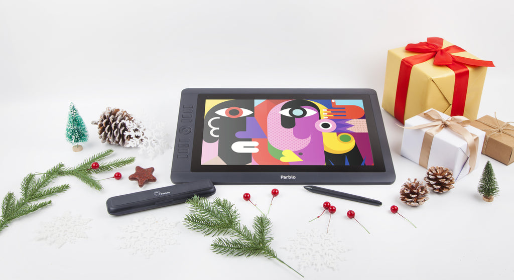 [ENDED] Parblo Drawing Tablet Deals for Christmas 2018