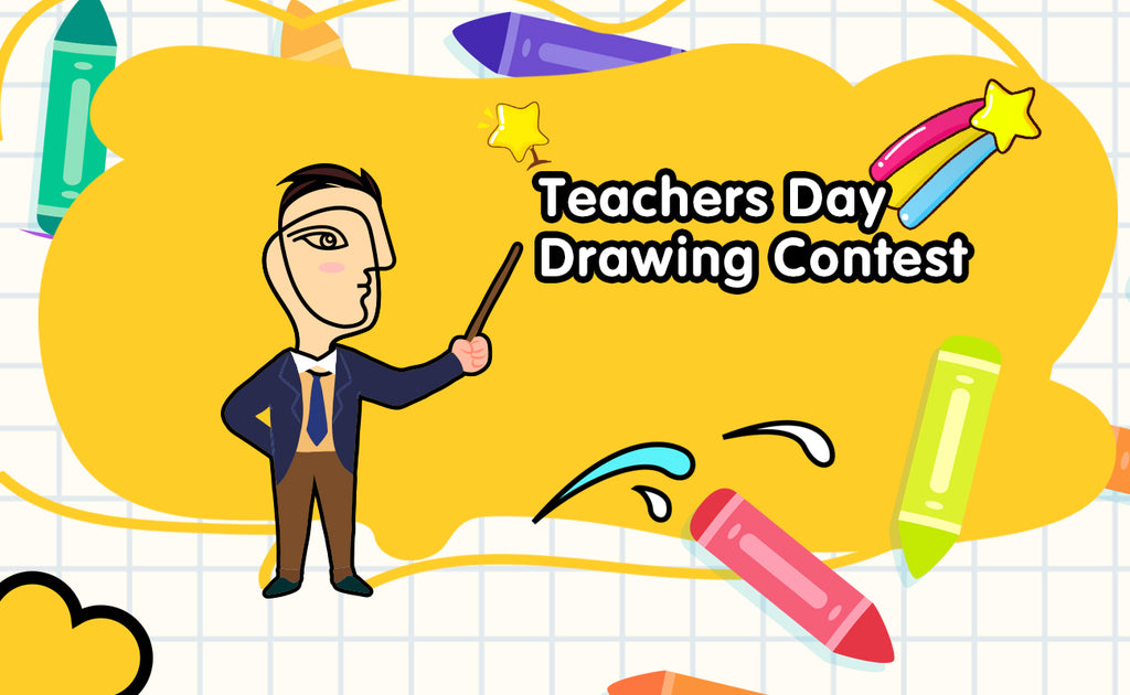 [ENDED] Parblo Teacher's Day Drawing Contest