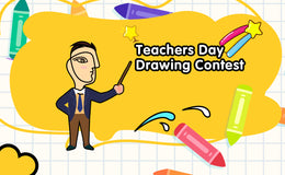 Parblo Teacher's Day Drawing Contest