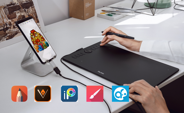 5 Useful Drawing and Painting Apps for Android