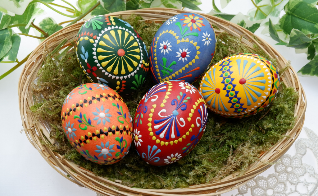 The Use of Art in Religious Traditions - Easter