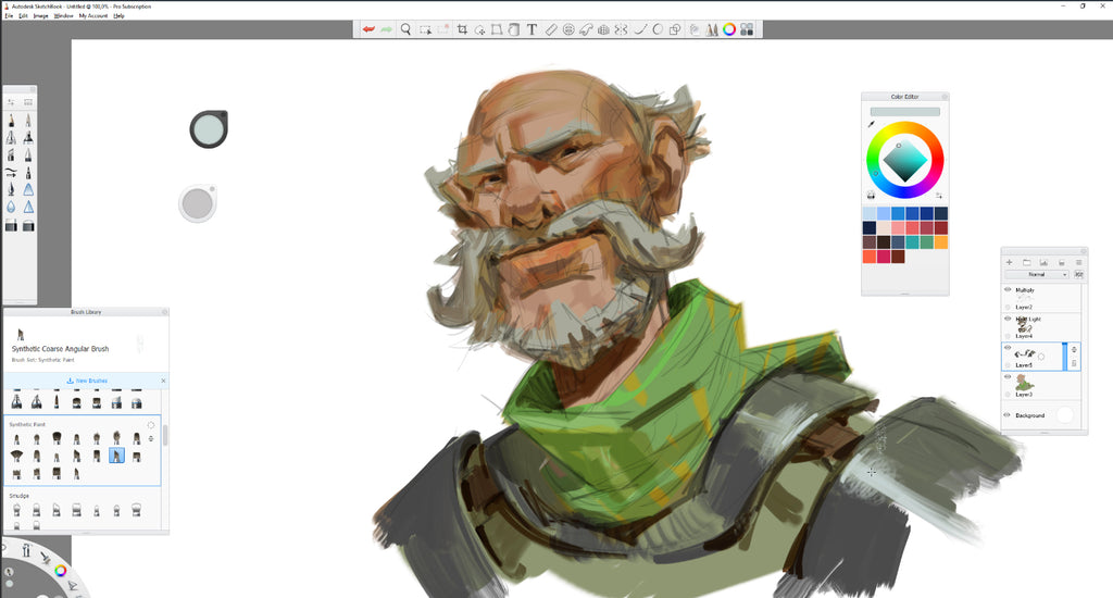 free drawing software for wacom tablet