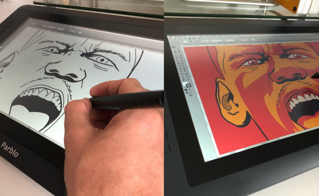 Drawing Tablet Is A Must-Have Tool For Every Cartoonist
