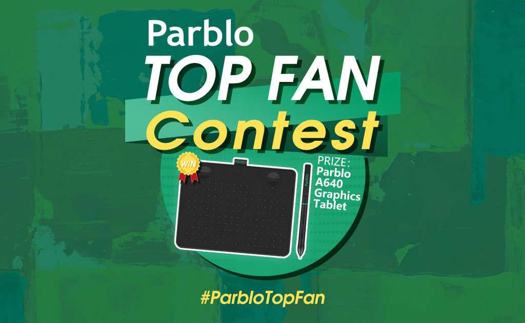 Big Prize for Parblo Facebook Top Fans!