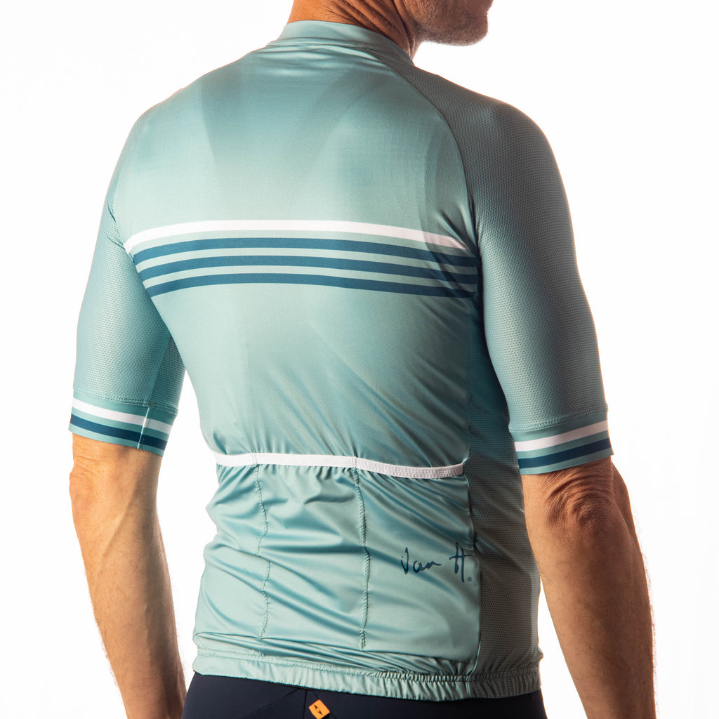 Men's Overcast skies jersey
