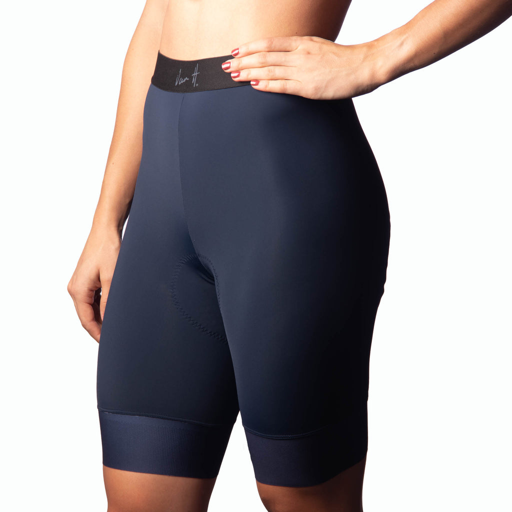 Women's Navy Cycling Tight