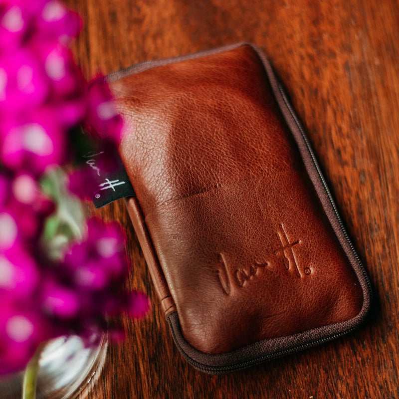 VanH Leather Tool Pouch