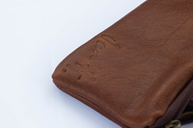 VanH Leather Pouch